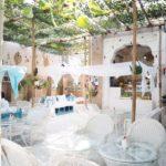 (アラブ首長国連邦) ドバイのお洒落で可愛いカフェ「アラビアン ティー ハウス」